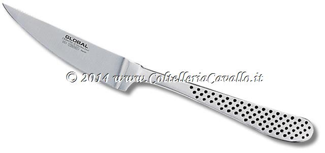 COLTELLO GLOBAL DA BISTECCA GTF-001